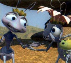 Ants by Pixar
